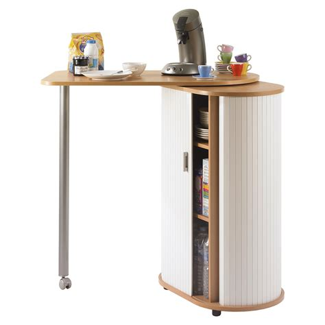 table bar de cuisine avec rangement cuisine en l avec table
