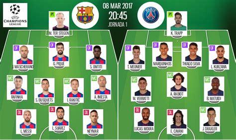 Paris Saint-Germain vs. Barcelona 2017 live stream: How to watch Champions League online - SBNation.com