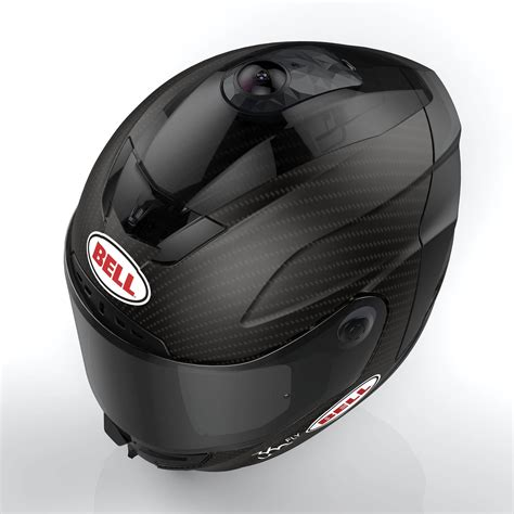 New Bell Helmets Incorporate 360degree Video Camera