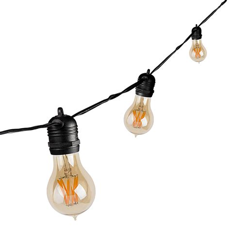commercial grade outdoor led string lights 21 10 in