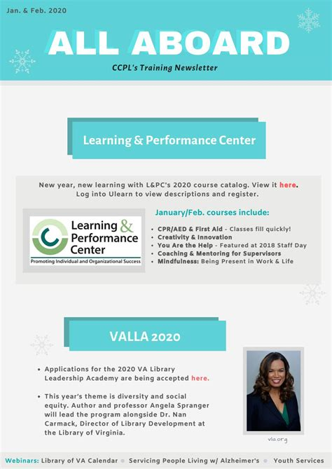 ccpl training newsletter janfeb   ccpltraining issuu