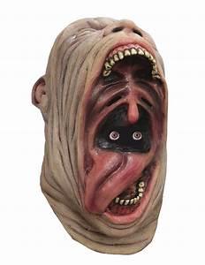 Masque intégral animé grande bouche adulte Halloween : Deguise toi, achat de Masques