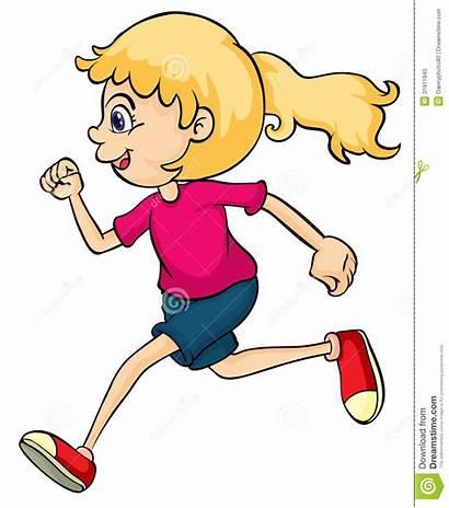 Clipart Running Panda Runner Cartoon