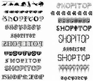 Tattoo Fonts Style | Design A Tattoo