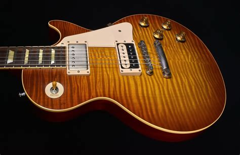 sold gibson les paul 1959 reissue vos of the burst page 90 2014 made 2 measure gbl