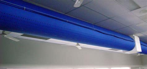 diffusori tessili sfaer soluzioni  la climatizzazione