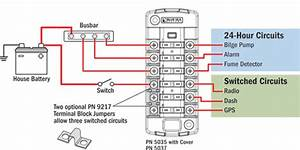 Chevrolet Fuse Block Diagram