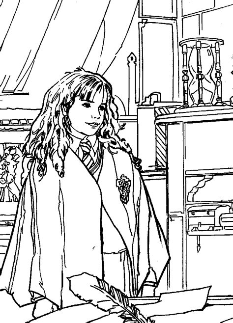harry potter coloring pages  coloring pages  print
