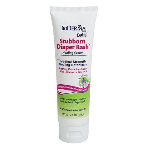 Stubborn Diaper Rash Healing Cream Triderma Baby