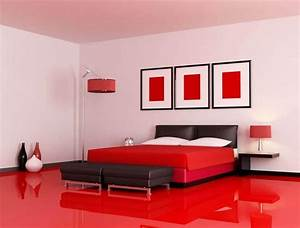 Decorating, With, Red, Accents, 35, Ways, To, Rock, The, Look