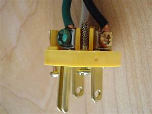 Changing A Electrical Plug