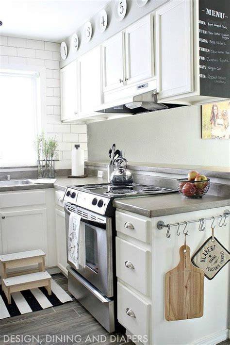 apartment kitchens ideas 7 budget ways to your rental kitchen look expensive