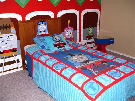 thomas the train bedroom with mural murals thomas the