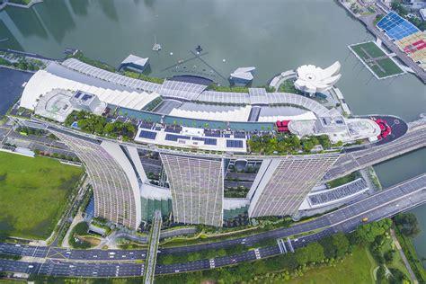 Conergy Brings Solar Power Marina Bay Sands Reduces