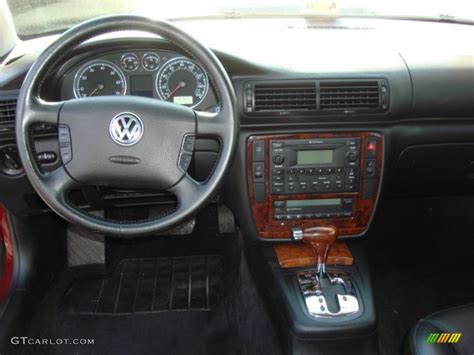 volkswagen dashboard 2003 volkswagen passat glx 4motion sedan black dashboard