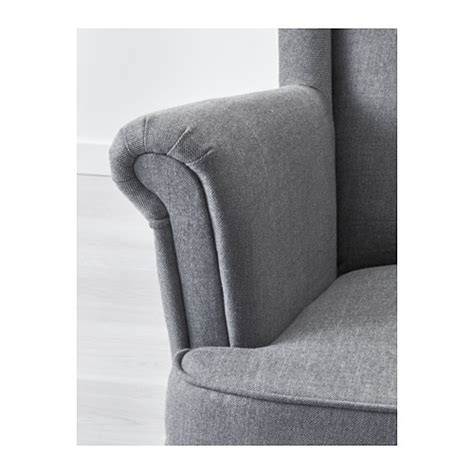 Strandmon Wing Chair Light Grey by Strandmon Wing Chair Nordvalla Grey Ikea