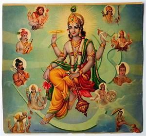 HiNDU GOD: Lord Shri Hari Vishnu