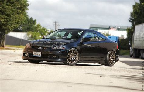 Acura Rsx Rims by Acura Black Rims Newsglobenewsglobe