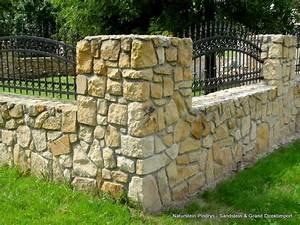Steine Für Gartenmauer Preis : sandstein bruchsteine gelber bruchsteinmauer ~ Michelbontemps.com Haus und Dekorationen