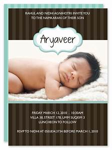 Baby Boy Card Design Paper Couture Stationery Hindu Naming Ceremony Invitations