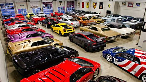 Lamborghini Garage Wwwpixsharkcom Images Galleries