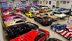 Aston Martin Cars Ferrari Ford Mustang Garage Lamborghini ...