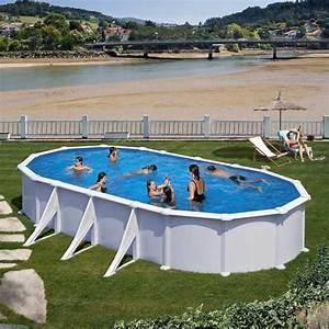Piscine Ovale Hors Sol : kit piscine gr x x filtre sable ~ Dailycaller-alerts.com Idées de Décoration