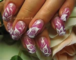 design nã gel 51 beautiful 3d flowers nail designs
