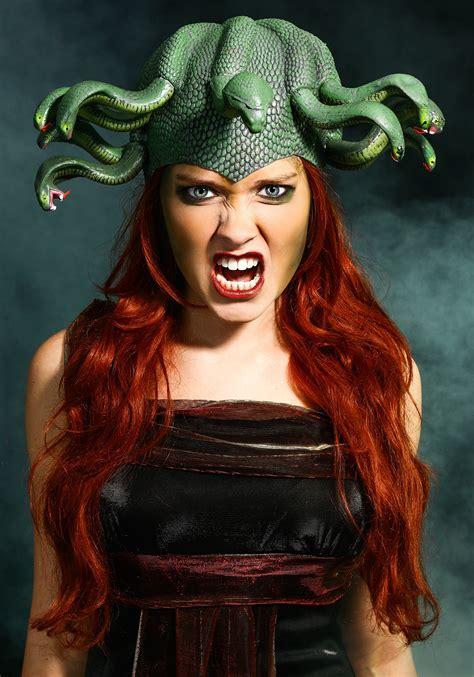 Women's Medusa Headpiece