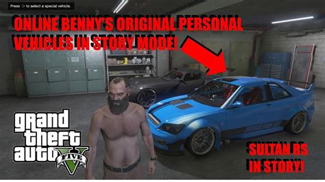Gta 5 Garage Story Mode by Cars In Gta 5 Story Mode Best Cars Modified Dur A