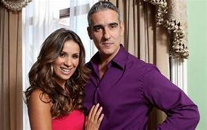 Miguel Varoni y Catherine Siachoque, 20 años de romance ...