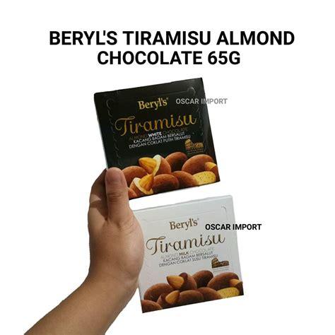jual beryls tiramisu chocolate box  beryls coklat
