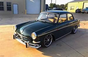 1965 Volkswagen Type 3 Notchback Is A Head