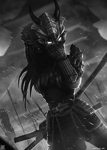 Female predator ——Shogun Warrior , mist XG on ArtStation ...