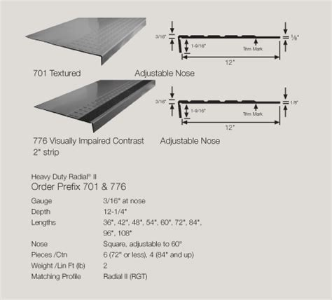 flexco flooring tuscumbia al id2775hipes2010 rubber stair treads