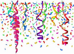 Confetti PNG Transparent Clip Art Image Gallery