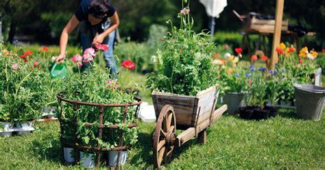 piccoli giardini fioriti al via la sesta edizione festival verde e