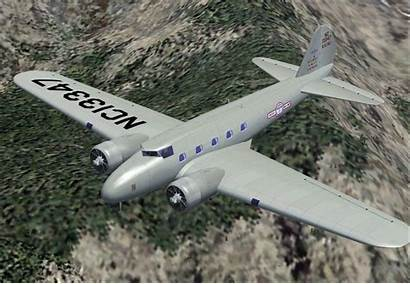 Boeing 247d Fsx Type Flyawaysimulation 1393