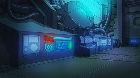 brent tumbles final space backgrounds    core