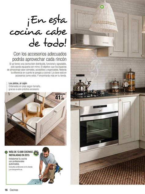 cocinas leroy merlin catalogo awesome vinilos