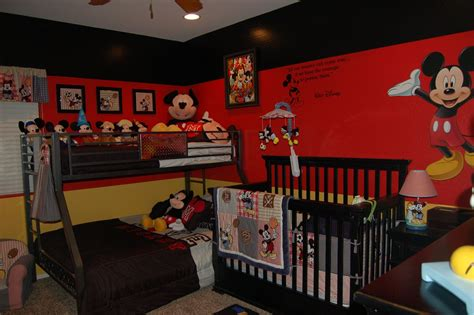 Mickey Mouse Decorations For Bedroom by Disney Mickey Mouse Bedroom Decorating Www Mydisneylove