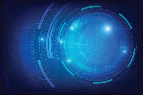 abstract background  cyber technology futuristic