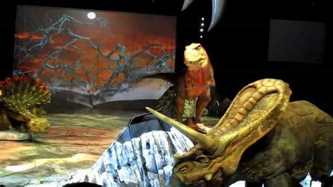 Walking With Dinosaurs Live! At Singapore
