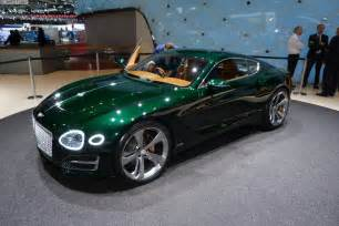 Bentley Concept Car Exp 10-Speed 6