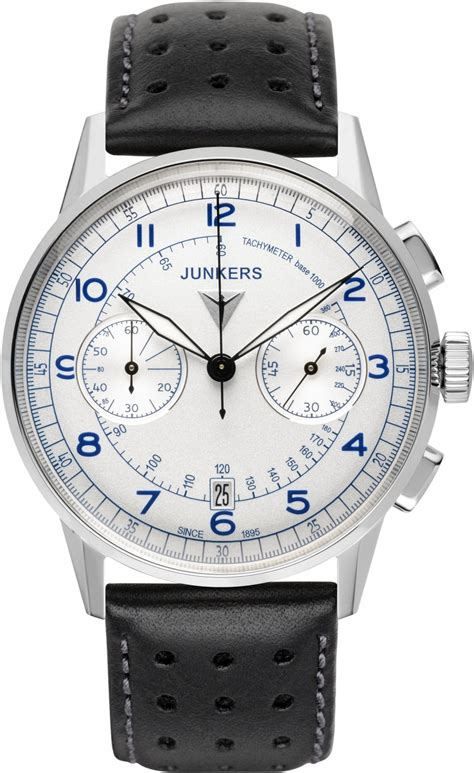 Junkers Watch G 38 Edition 2 Mens 69703 Watch