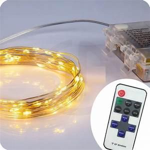 Led Lichterkette Batterie Fernbedienung : batterie lichterkette 100 led fernbedienung timer leuchtdraht lichterdraht ebay ~ A.2002-acura-tl-radio.info Haus und Dekorationen