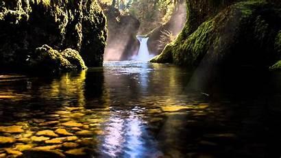 Waterfall Animated Sound Desktopanimated Hide