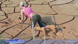 Girls in Mud Blu-Ray 005 - - 68 min - 5 different videos ...