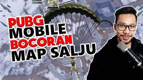 map salju terbaru vikendi pubg mobile indonesia youtube
