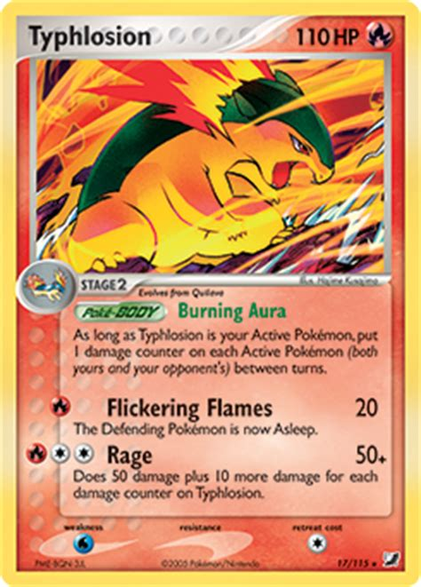 Typhlosion Deck List Breakthrough by None